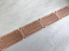 画像3: ヴィンテージクーポン ロールチケット  10枚SET  (3)