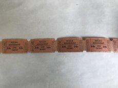 画像4: ヴィンテージクーポン ロールチケット  10枚SET  (4)