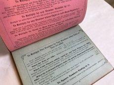 画像4: 1888年 アンティークハンドブック BUSINESS METHODS (4)