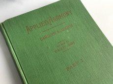 画像1: 1935年 音楽教科書 APPLIED HARMONY (1)