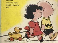 画像1: 1954年 PEANUTS スヌーピー ビンテージコミック  (1)
