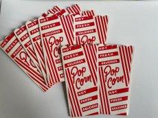 画像2: (5枚セット)POP CORN PACKAGE (2)