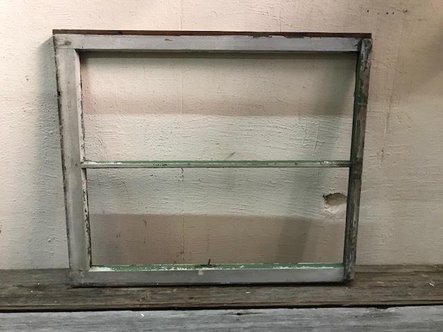 画像1: アンティーク 窓フレームのみ  ガラス無し  (1)