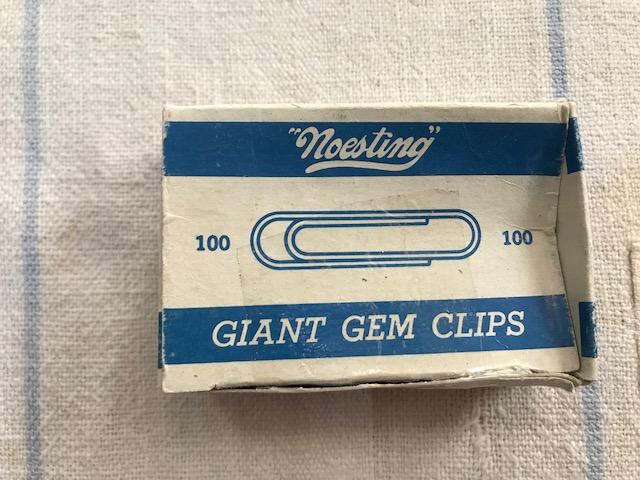 画像1: noesting GIANT GEM CLIPS (1)