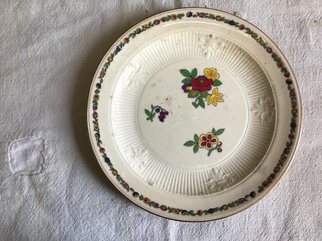 画像1:  BASSETTO WARE 皿 プレート (1)