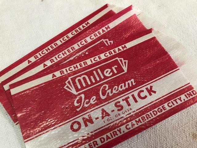 画像1: miller ICE PACKAGE 5枚セット (1)