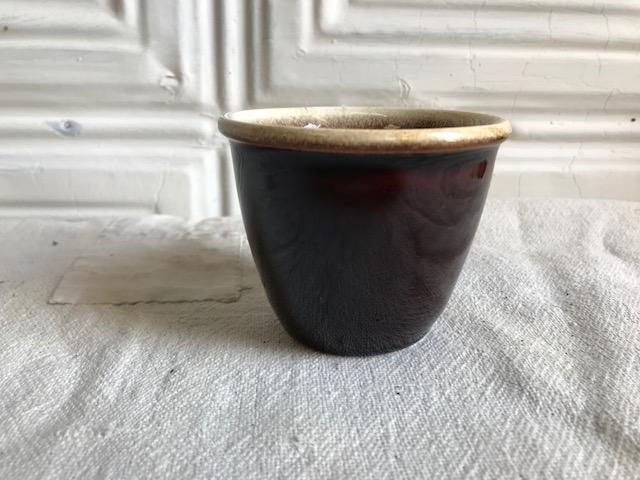 画像1: 陶器 カスタードカップ (1)