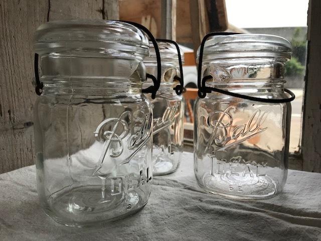 画像1: BALL JAR レギュラータイプ クリア (S) PINT (1)