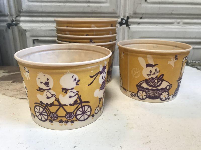 画像1: イースター COTTAGE CHEESE CUP  (1)