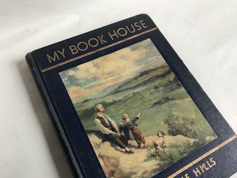 画像1: 1937年 MY BOOK HOUSE 5 イラストBOOK (1)
