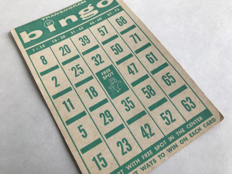 カード 32 ビンゴ