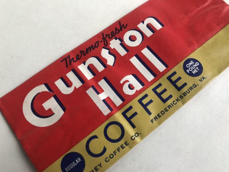 画像1: Gunston Hall COFFEE袋 (1)