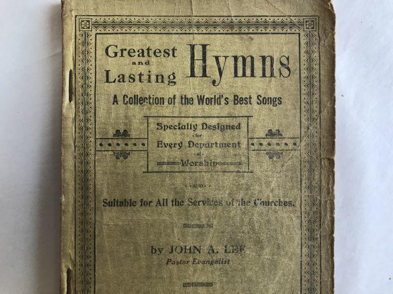 画像1: 楽譜本 Greatest and Lasting Hymns (1)