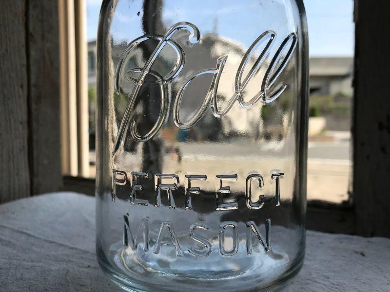 画像1: BALL PERFECT MASON クリア (M) QUART (1)