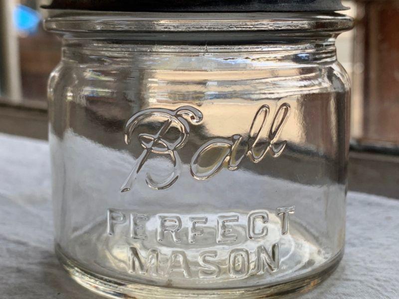 画像1: BALL PERFECT MASON クリア(SS) HALF PINT (1)