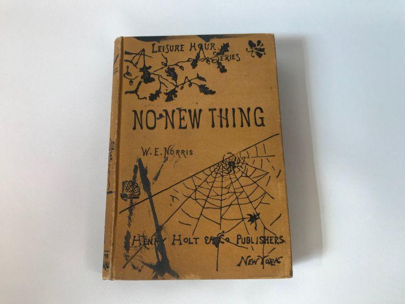 画像1: 1883年 NO NEW THING  (1)